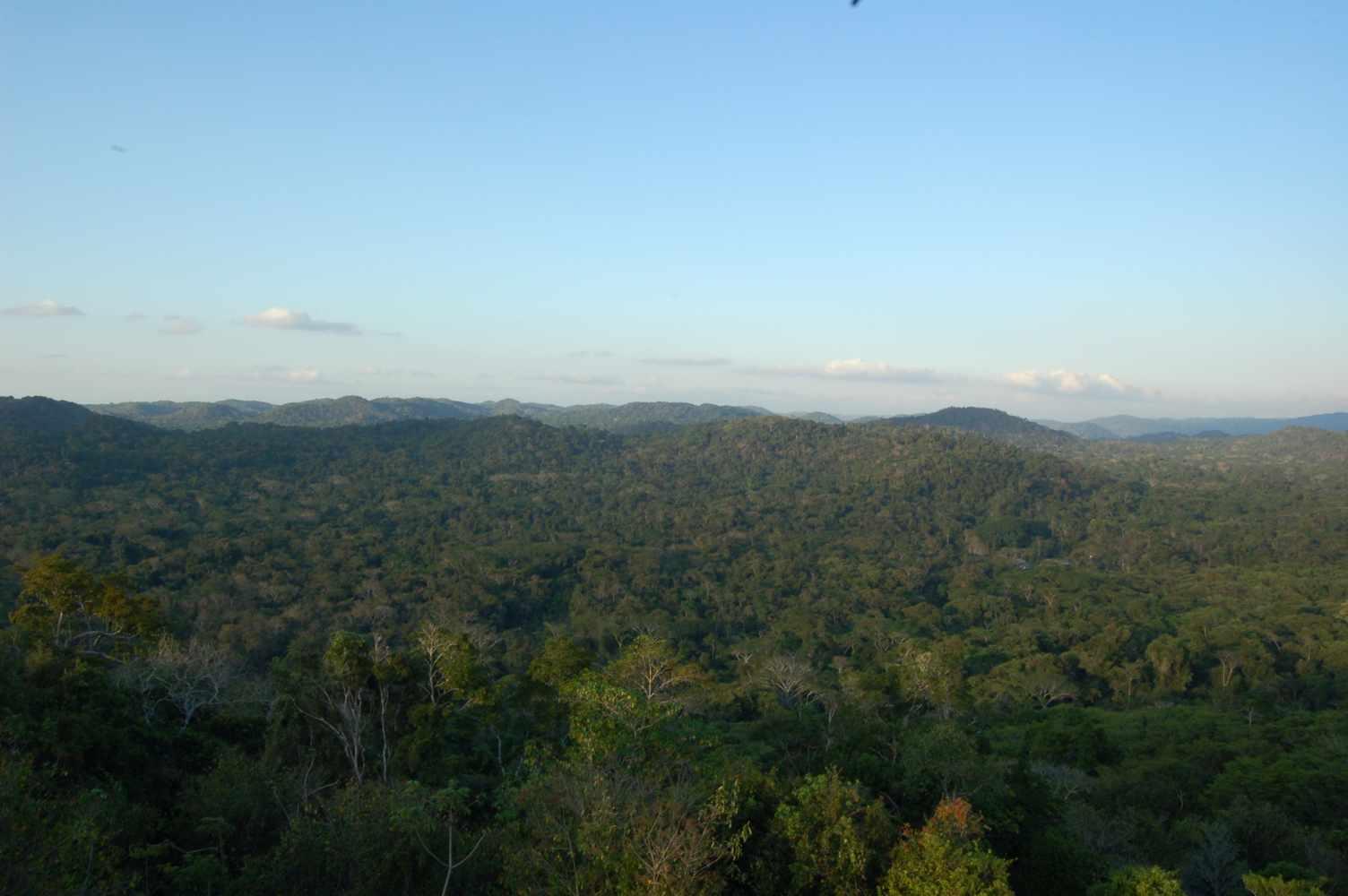Las Cuevas, Belize